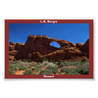 Desierto Posters