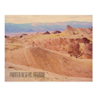 Desierto pintado, AZ Postales