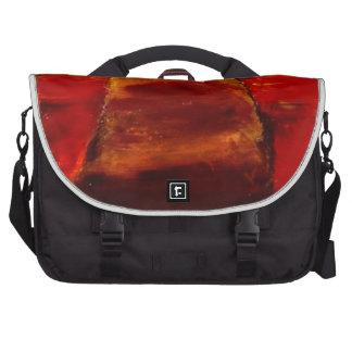 Desierto pintado bolsa de ordenador