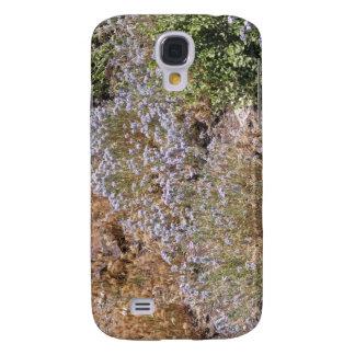 Desierto púrpura Wildlower Samsung Galaxy S4 Cover
