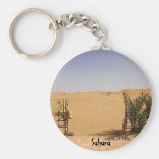desierto Sáhara Llaveros Personalizados