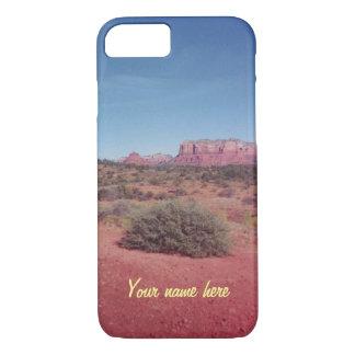 Desierto Vista personalizada Funda iPhone 7