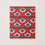 Design19 abstracto puzzles