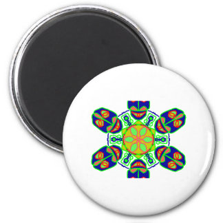 design8 2 inch round magnet