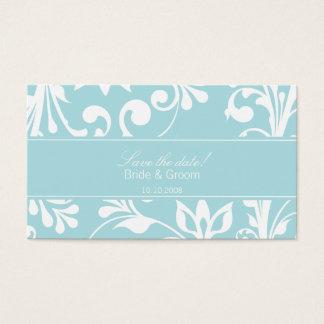 DESIGN 03 Colour: Blue Business Card