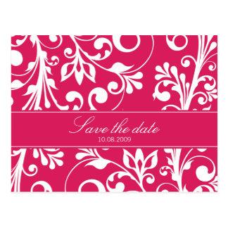 DESIGN 03- Colour: Pink Postcard