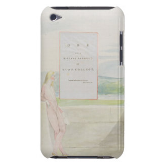 Design 13 for 'Ode on a Distant Prospect of Eton C Case-Mate iPod Touch Case