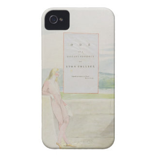Design 13 for 'Ode on a Distant Prospect of Eton C iPhone 4 Case-Mate Case