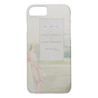 Design 13 for 'Ode on a Distant Prospect of Eton C iPhone 8/7 Case