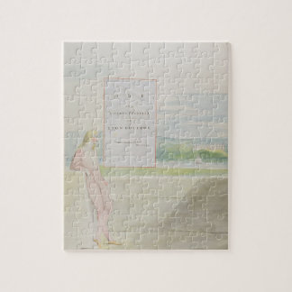 Design 13 for 'Ode on a Distant Prospect of Eton C Jigsaw Puzzle