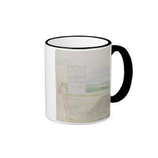 Design 13 for 'Ode on a Distant Prospect of Eton C Coffee Mug