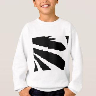 Design 2010-1 Black Greenville The MUSEUM Zazzle Sweatshirt