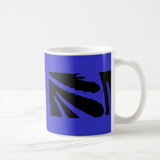 Design 2010-1 Black Transp Greenville The MUSEUM Z Classic White Coffee Mug