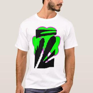 Design 2010-1 Black Transp Greenville The MUSEUM Z T-Shirt