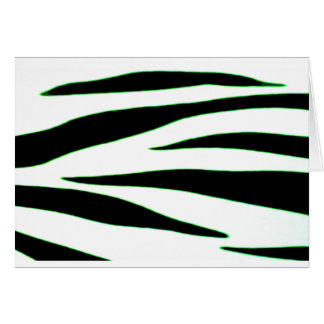 Design 2010-2s1green18-6 Black Greenville The MUSE Card