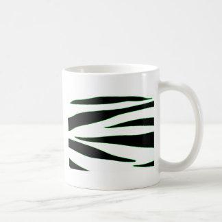 Design 2010-2s1green18-6 Black Greenville The MUSE Classic White Coffee Mug