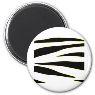 Design 2010-2s1yellow18-6 Black Greenville The MUS 2 Inch Round Magnet