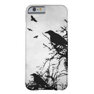 Design 43 crow raven barely there iPhone 6 case
