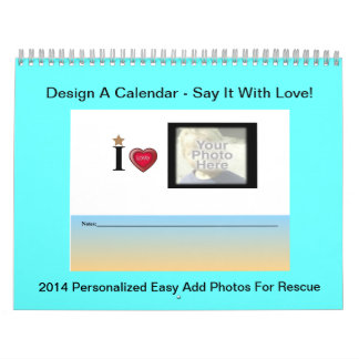 """Design A Calendar Workshop For Rescue"""