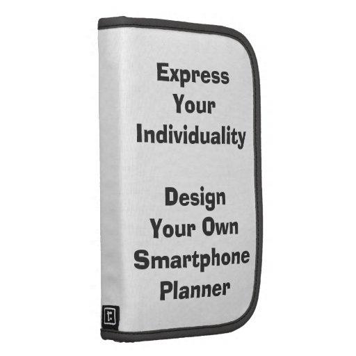 Design A Planner (Smartphone Folio)