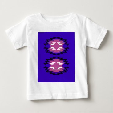 Aztec Themed Design aztecs exotic pattern baby T-Shirt