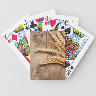 Design Background illustration Bicycle Playing Cards