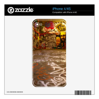 Design Background illustration Decal For The iPhone 4S
