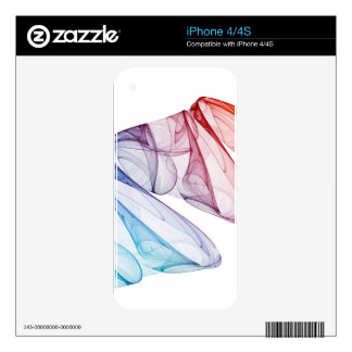 Design Background illustration Decals For The iPhone 4