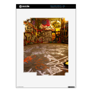 Design Background illustration iPad 2 Decal