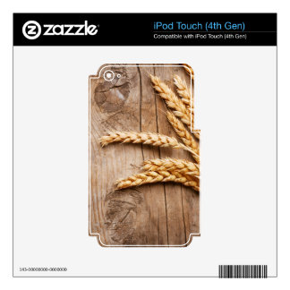 Design Background illustration iPod Touch 4G Decal