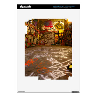 Design Background illustration Skin For iPad 3