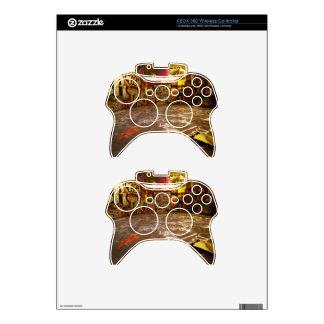 Design Background illustration Xbox 360 Controller Skin