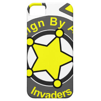 Design by Alien iPhone 5 Cover