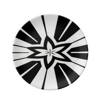 Design by BarbaraM Porcelain Plate