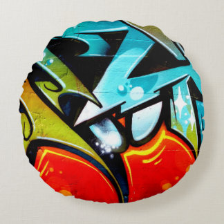 Design By Frank Mothe. 2014 Round Cushion