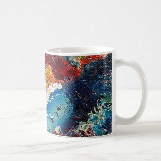 Design by Viktor Tilson Classic White Coffee Mug