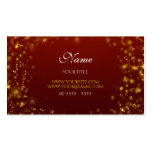 Design Christmas Business Card Templates