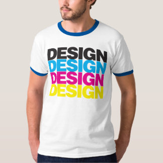 Design CMYK T-Shirt