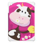 Design collection with Cow and Bell iPad Mini Case