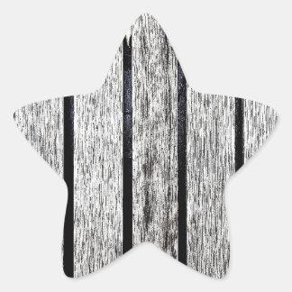 Design Crave Carving Craft wood Natural Texture St Star Sticker