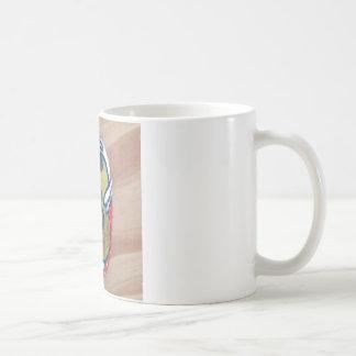 design dancing castanets yellow coffee mug