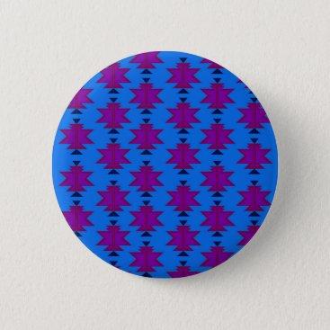 Aztec Themed Design elements aztecs blue button