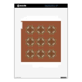 Design elements chocolate iPad 2 skin
