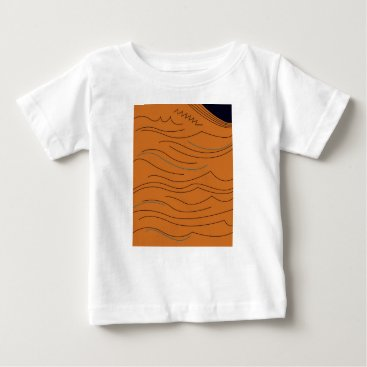 Aztec Themed Design elements hot aztecs baby T-Shirt