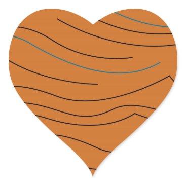 Aztec Themed Design elements hot aztecs heart sticker