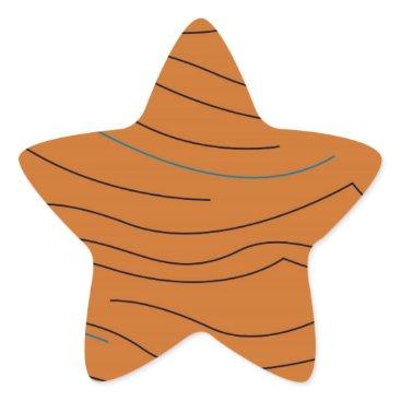 Aztec Themed Design elements hot aztecs star sticker
