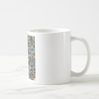 Design Exclusivo 100 Faces de Jerusalém Coffee Mug