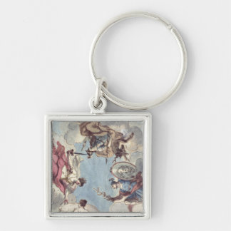 Design for a Ceiling Keychain