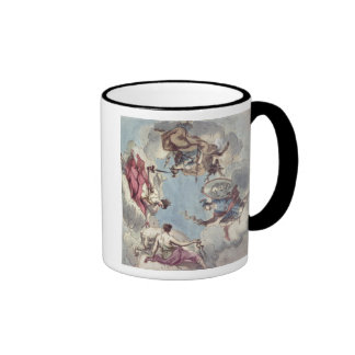 Design for a Ceiling Ringer Coffee Mug