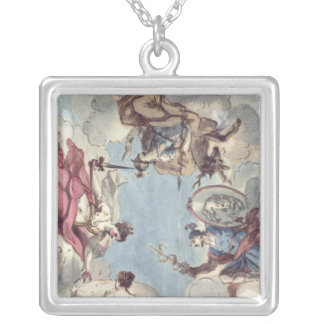 Design for a Ceiling Necklaces